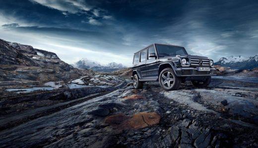 メルセデス・ベンツGクラスは世界最強SUVのひとつ!現行でも古いものでもカッコイイ