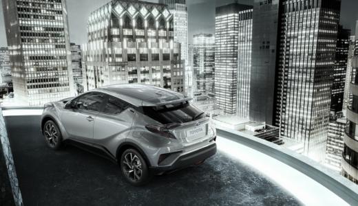 トヨタ C-HRの人気の秘訣はデザインか!選択肢が豊富なコンパクトSUV