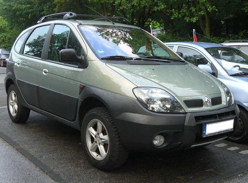 ルノー セニックRX-4