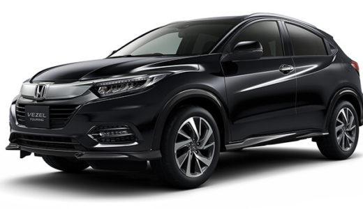 SUV販売台数 No.1に返り咲くかもしれない「ヴェゼル ツーリング・Honda SENSING」は確実に狙い目の一台