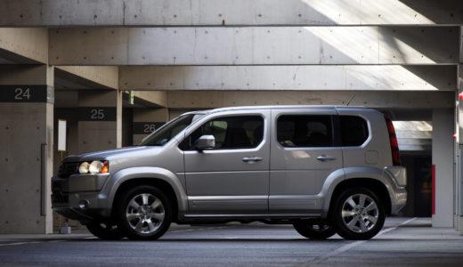 ホンダの小型SUV「クロスロード」は日本で使うには何かとジャストな小型。中古車はけっこうな人気